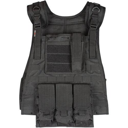 Details about  /FOX Outdoor Military Expert Vest Modular Plate Carrier Tactical Vest Size L XL
