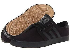 G98180 Hombres 8 5 Black Adidas Seeley Skateboarding Tamaño fqxSrOfFIw