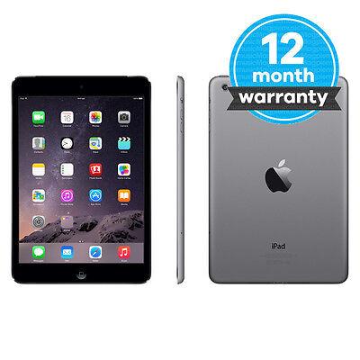 Apple iPad mini 2 16GB, Wi-Fi + 4G (Unlocked), 9.7in - Space Grey