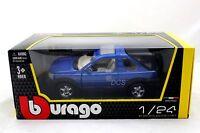 Bburago Range Land Rover Freelander Blue 1/24 Diecast Car 18-22012