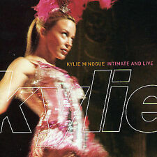 Intimate and Live by Kylie Minogue (CD, Nov-1998, 2 Discs, Mushroom Records (Aus