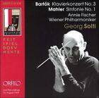 Bart¢k: Klavierkonzert No. 3; Mahler: Sinfonie No. 1 (CD, Jul-2004, Orfeo)