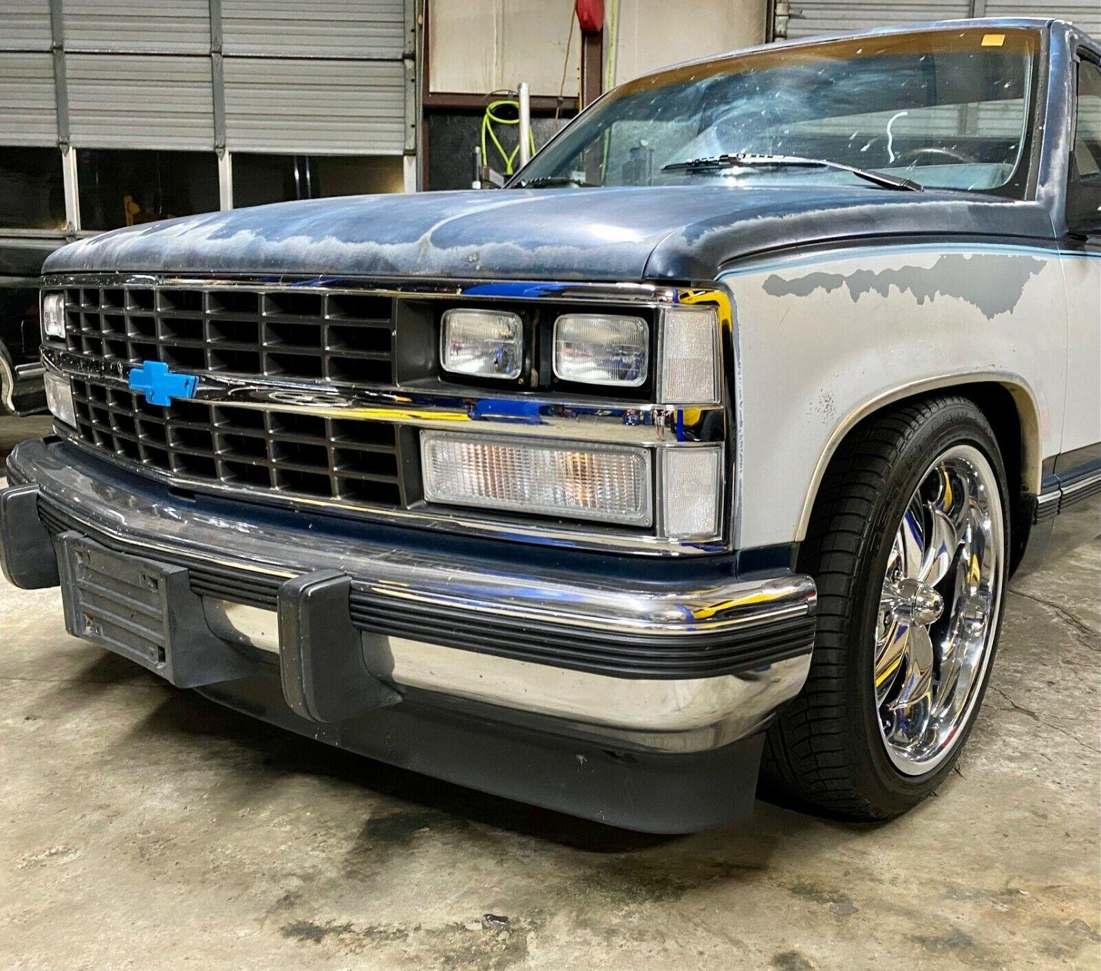 1989 Chevrolet C/K Pickup 1500 Silverado OBS C1500