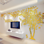3D Tree Wall Sticker Removable DIY Art Decal Home Decor Mural Acrylic