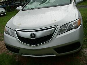 2013 Acura RDX AWD AT Front End Assembly Clip Nose '165 ...