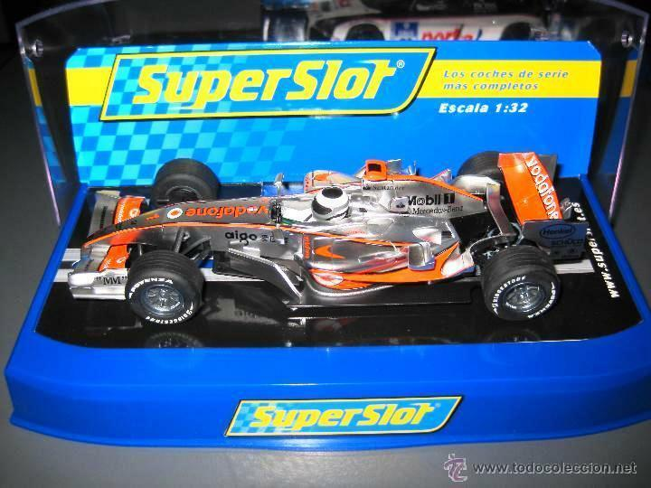 DIGITAL SUPERSLOT REF. 2806D McLaren Fernando Alonso nº 1 32 NEW