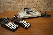 GRUNDIG Super Play Computer 4000 - Vintage Retro PONG Konsole - Telespiel