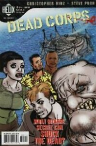 Dead-Corpse-1998-Ltd-3-Near-Mint-NM-DC-Helix-MODERN-AGE-COMICS