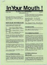 Thousand Yard Stare Information Service #2 January 1992