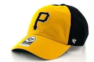 47 Unisex MLB Pittsburgh Pirates Clean up Baseball Cap 47 Brand vzgEnHns6