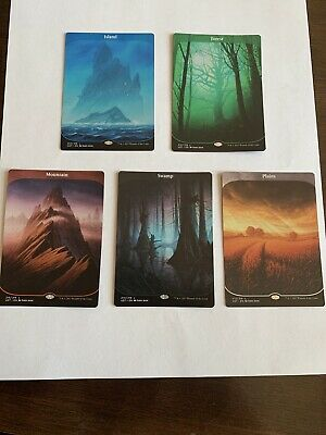 20x Revised Islands Assorted From Nm-Lp Lot!! Magic History!
