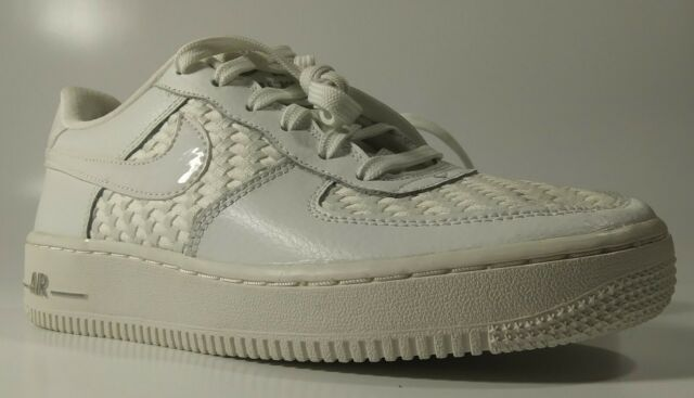 Nike Air Force 1 LV8 Summit White Woven