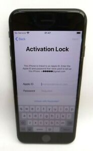 Apple-iphone-7-Black-Colour-A1778-32-GB-Spares-amp-Repairs-ONLY-Locked-Excellent