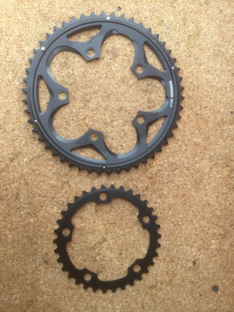 ABSOLUTE BLACK CHAINRING Oval 94 BCD 4-bolt 34T 1x10//11