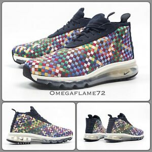Nike 8 42 Uk Us Boot Max 9 Air Ah8139 5 Eu 400 Woven Multicoloured 48r4nwqv