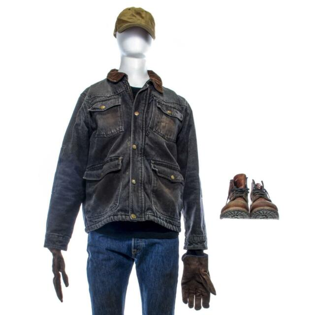 House of Cards Doug Stamper Screen Worn Jacket Shirt Pants Hat & Shoes Ep 313