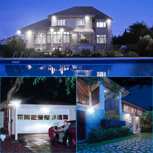 LED Fluter Flutlicht Außen Scheinwerfer Strahler UltraDünn IP66 30W Kaltweiß