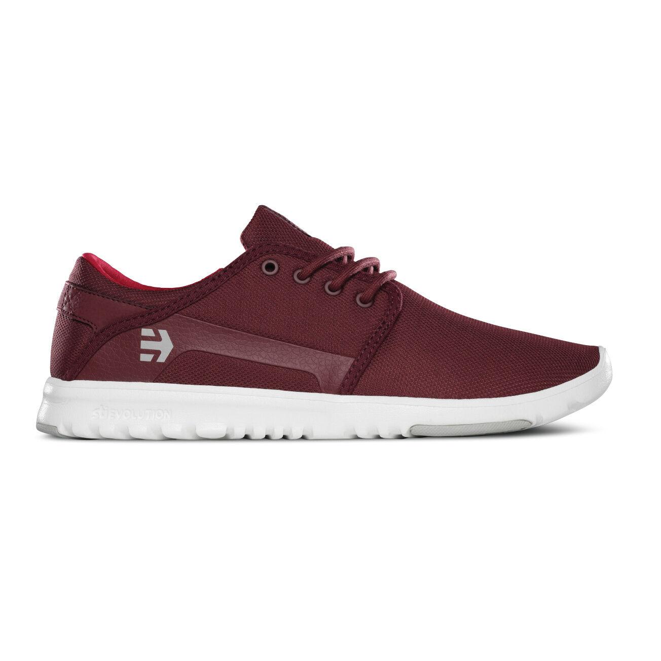 Etnies Scout scarpe scarpe da ginnastica burgundy 4101000419-602