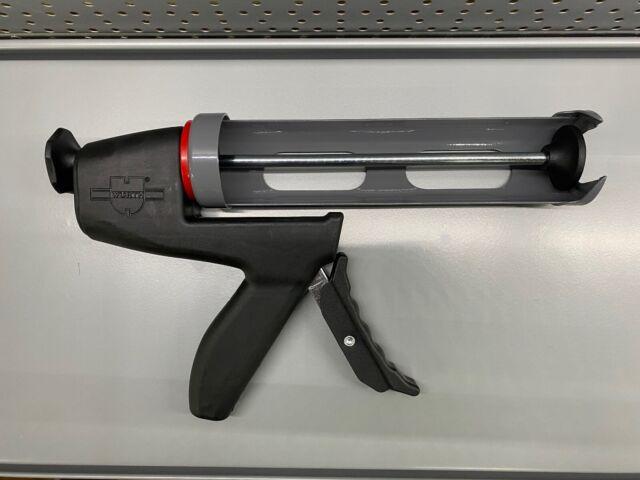 Wolfcraft Silikonpistole Mechanische Kartuschenpresse Kartuschenpistole Silikon