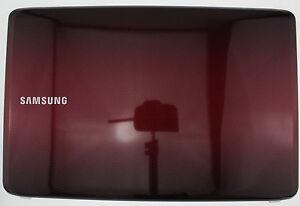 Samsung-NP-R530-Series-LCD-Haut-Couvercle-Protection-D-039-Ecran-BA75-02370A-Nouveau