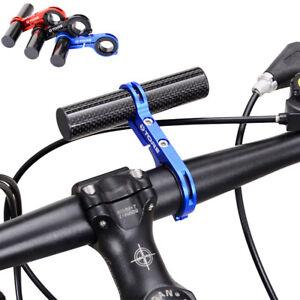 Bike Flashlight Holder Handle Bar Bicycle Accessories Extender Mount Bracket