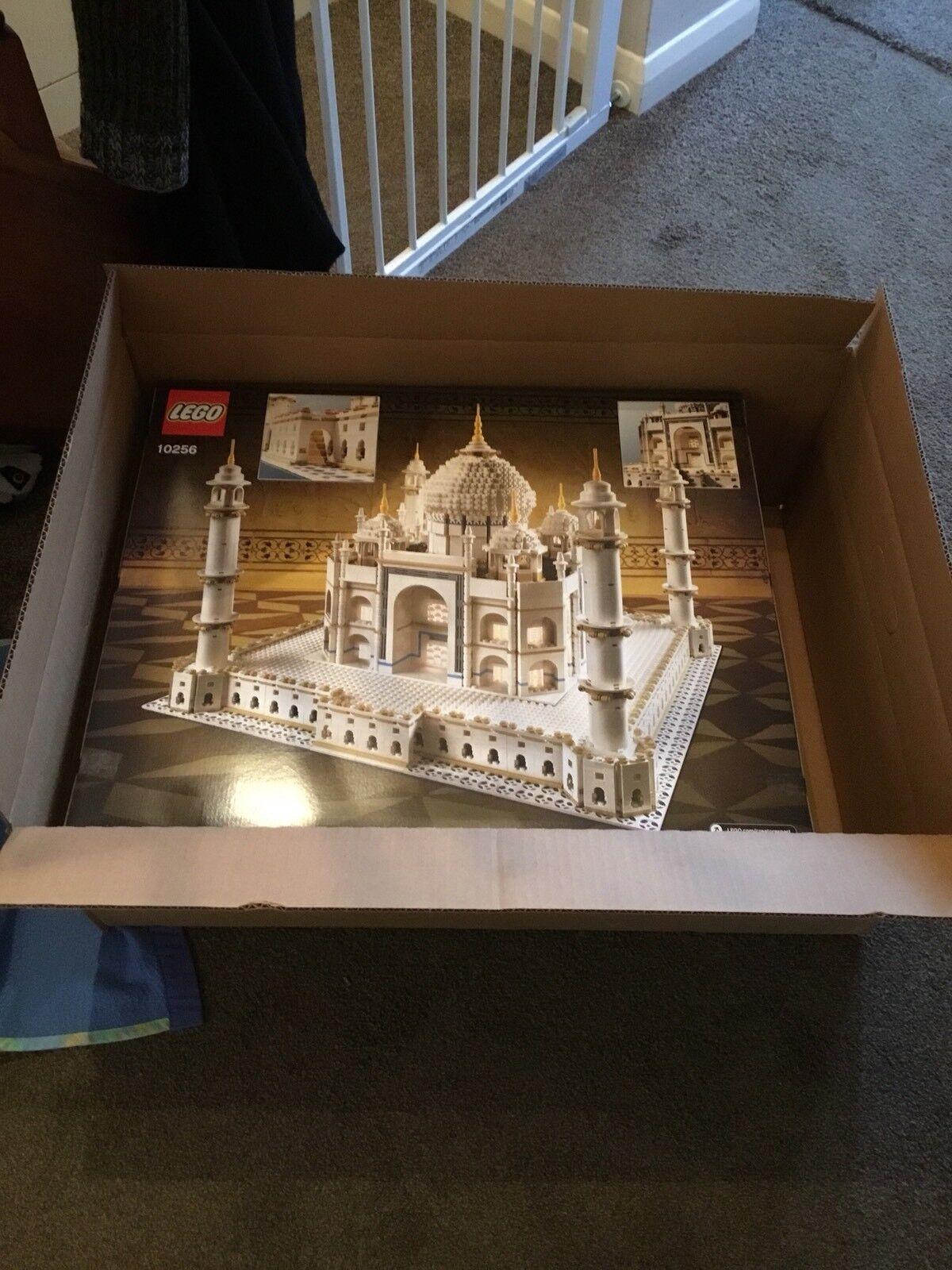 Lego Taj Mahal 10256 Brand New Edition
