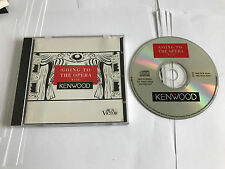 KENWOOD GOING TO THE OPERA RCA VICTOR 1992 CD RARE 15 TRK