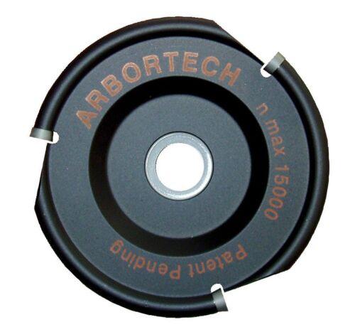 Industrial Woodcarver Pro Kit Arbortech mit Schutzhaube