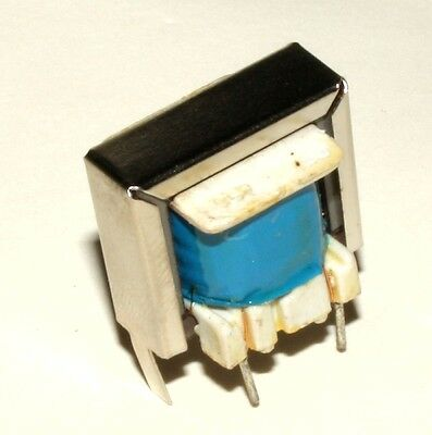 Audio Signal Transformer 10K to 10K 1:1 Designed for Isolation - Coupling = New
