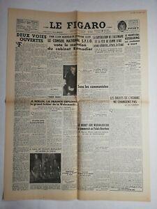 N818-La-Une-Du-Journal-Le-Figaro-7-mai-1947-conseil-national-S-F-I-O