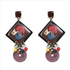 MARNI H&M   Beads & Coin Earring Set