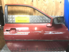 Porsche 944 Driver Side Door With Door Mirror