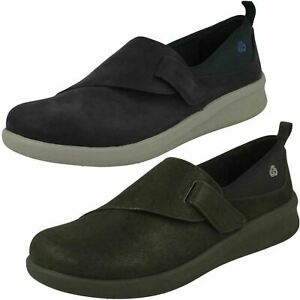 Femmes Clarks Cloud Steppers Mocassin Style Chaussures Sillian 2.0 Ease