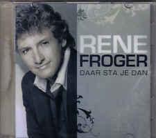 Rene Froger-Daar Sta Je Dan promo cd single
