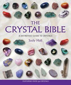 The Crystal Bible by Judy Hall (E-B00K) (2003)!  9781582972404