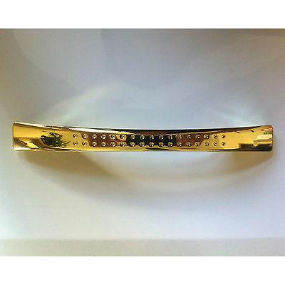 NEU Gold griffe Schrankgriffe Griffe NEW BA128 mm Wohn Küche Möbelgriff