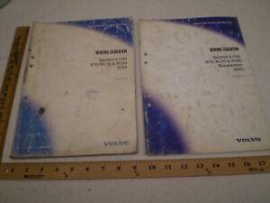 2003 Volvo Wiring Diagram Section 3 (39) V70 XC70 XC90 ...