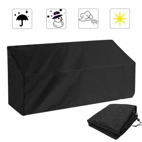 Garden Seat Heavy Duty Covers Outdoor Patio Furniture Waterproof 420d 3 sizes