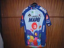 MAPEI SPORTFUL GB COLNAGO MAGLIA JERSEY MAILLOT CYCLING CICLISMO