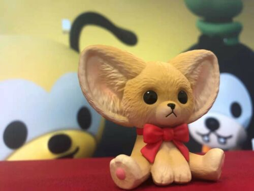 POP MART x YOYO Yeung The Kenneth Fox Mini Figure Toy Figurine Secret Hidden
