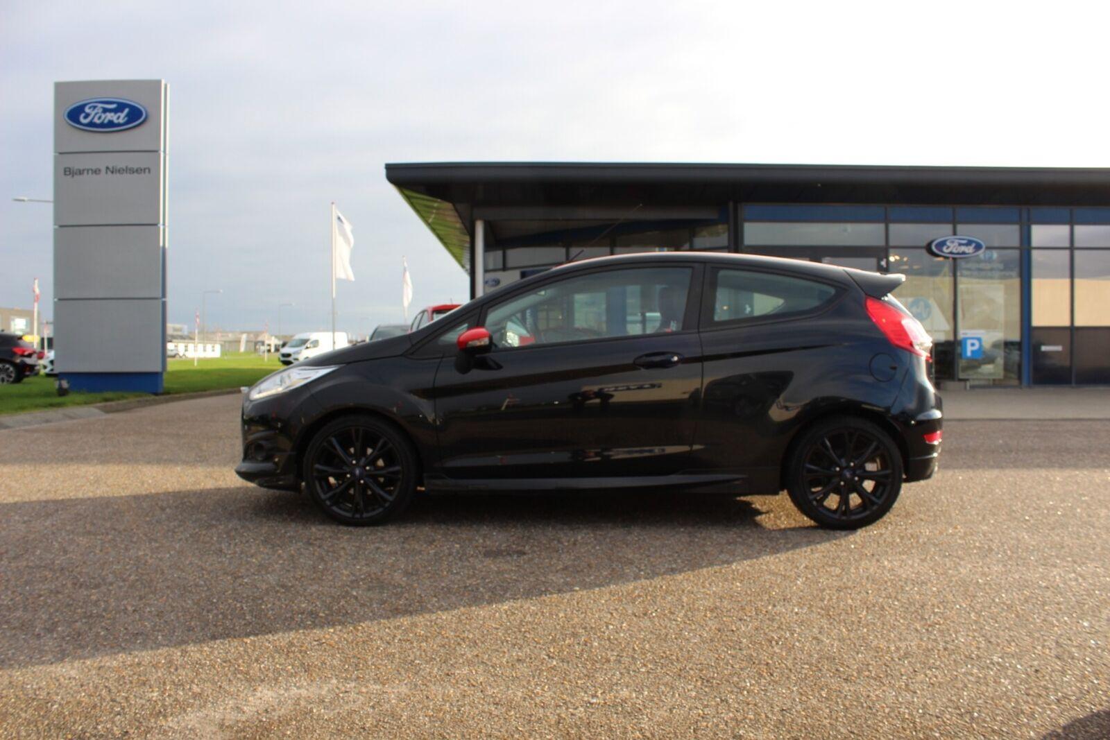 Ford Fiesta 1,0 SCTi 140 Black Edition - billede 1