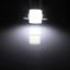 10x White RV 31MM Festoon Blub Door Lamp 12 Chips 1 Emitters COB LED 32mm I015