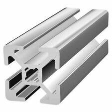 80//20 Inc 25mm x 25mm T-Slot Aluminum 25 Series 25-2525-Black x 1830mm Long N