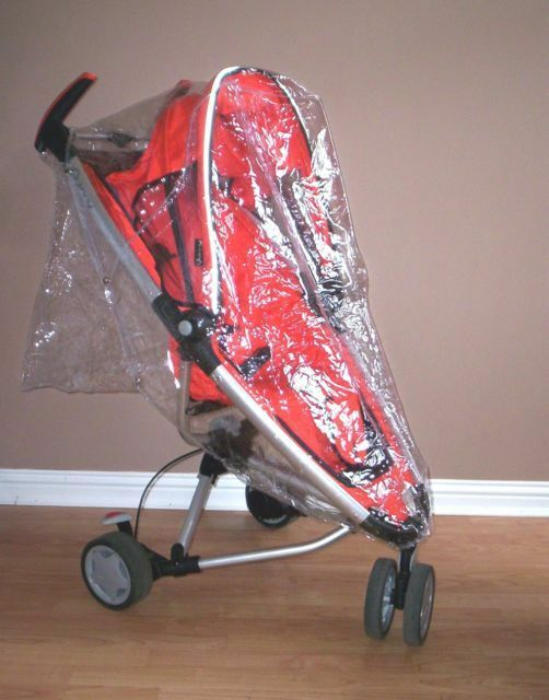 Rain Cover For Quinny Speedi 3 Wheeler Raincover