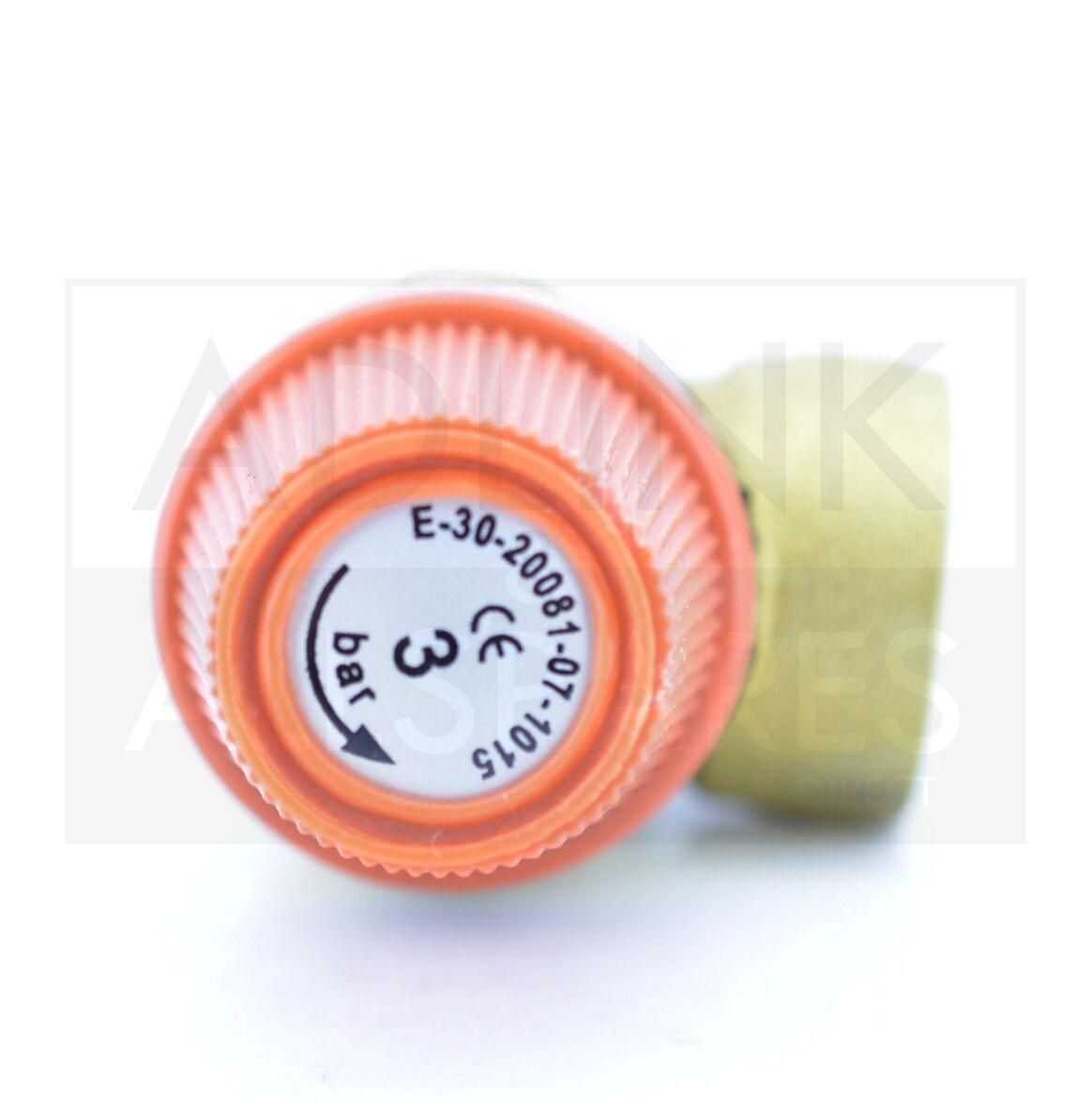 Potterton Promax Combi Plus 24HE 28HE 33HE soupape de surpression 248056 NEUF