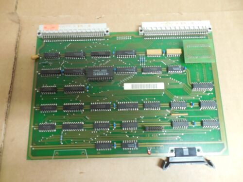 NETSTAL INTERFACE CIRCUIT BOARD CIP 110.240.5126-C 110.240.5125-b 110-240-5126-c