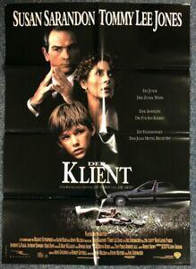Le-Klient-Tommy-Lee-Jones-Susan-Sarandon-A1-Film-Poster-Affiche-M-8752