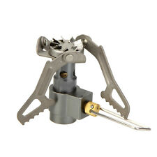 Ultra-light 25g Titanium Alloy Camping Stove Gas Burner Picnic Cookout
