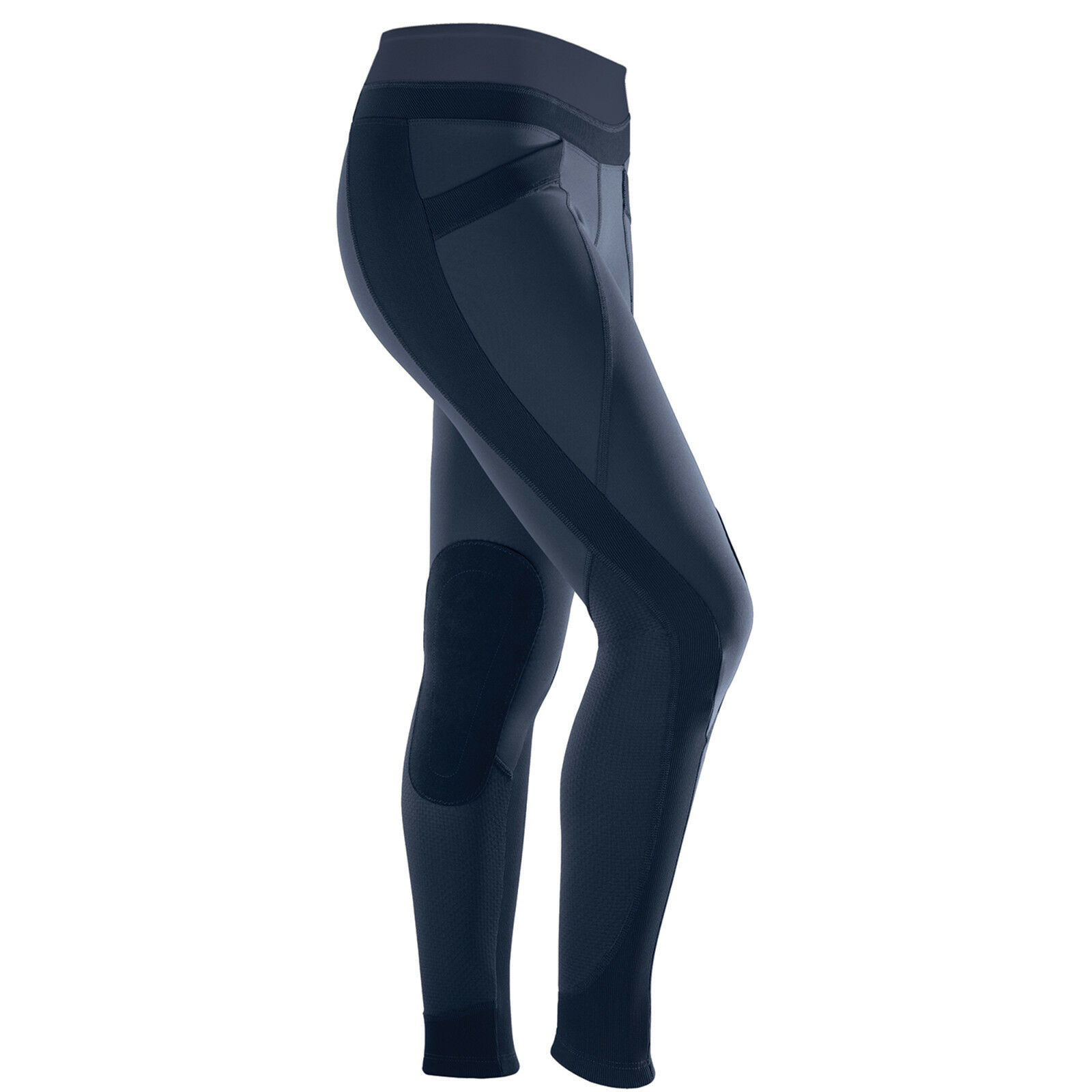 nuovo Irideon Ladies Synergy Riding Tights- Navy- Various Dimensiones