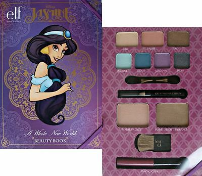 ELF Jasmine Face Makeup Set Disney Princess Beauty Book Aladdin Arabian Night